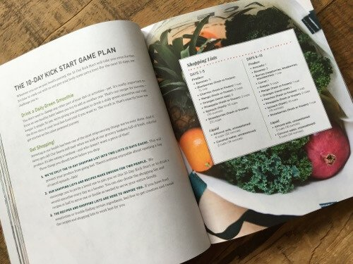 10-Day Kick Start Game Plan on 100 Days of #RealFood