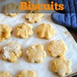 Sweet Potato Biscuits on 100 Days of #RealFood