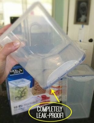 #StockingStuffers for Real Food Cooks on 100 Days of #RealFood - lock and lock food storage containers