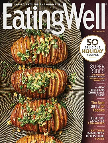 eating well magazine on 100 days of real food