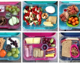 Lunchbox Ideas for Your Yumbox