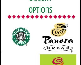4 Fast Food Chains with Decent Options