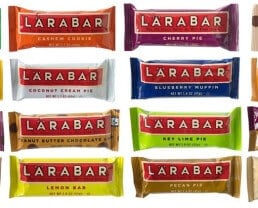 LÄRABAR – A Bar That's Real Food (+ a giveaway!)