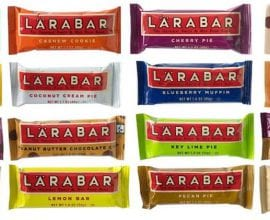 Larabar Giveaway on 100 Days of Real Food