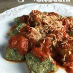 Spinach Gnocchi on 100 Days of Real Food