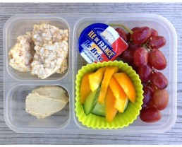School Lunch Roundup VIII