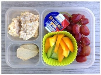School Lunch Roundup VIII