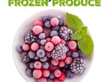 8 Ways I Use Frozen Produce 1
