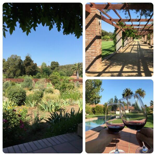 Casablanca Wine Country on 100 Days of Real Food