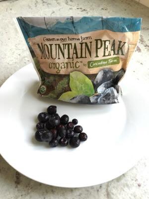 Cascadian Farm frozen berries