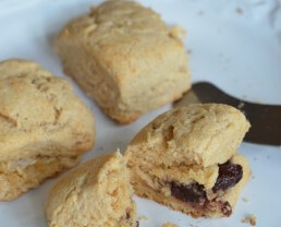 Melt-in-your-Mouth Cream Biscuits (+ My new obsession!)