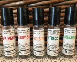 Essential Oils for Emotional Support + a Giveaway!