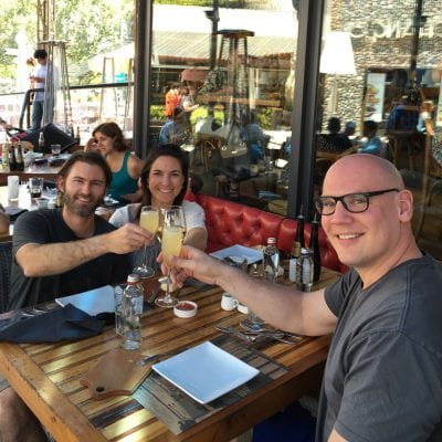 Trip to Chile on 100 Days of Real Food