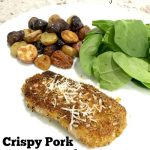Crispy Pork with a Cracker Crust on 100 Days of Real Food