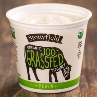 Stonyfield 100% Grassfed - New Real Food Snacks + Other Products (hitting shelves soon!) on 100 Days of Real Food