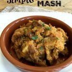 Simple Veggie Mash on 100 Days of Real Food