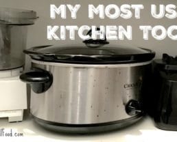My Most Used Kitchen Tools: The Top 15