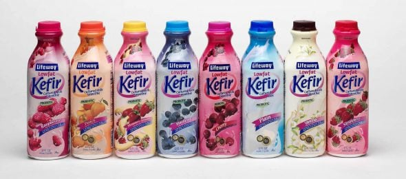 Lifeway Storebought Kefir is a good option for those who cannot make their own