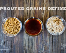 What are Sprouted Grains?