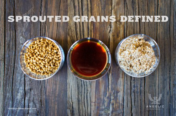 Sprouted Grains Defined on 100 Days of Real Food