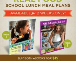 Our School Lunch Plans Are Back – July Only!