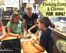 Teaching Your Kids Cooking Skills is SO Important!