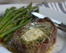 The Best Ever Steak Butter!