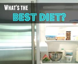 What's the Best Diet on 100 Days of Real Food