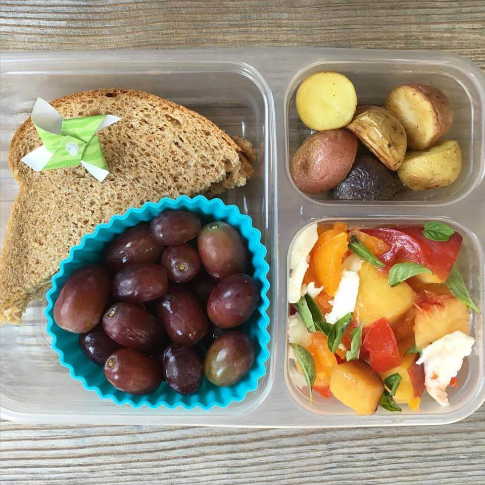 School Lunch Roundup on 100 Days of Real Food