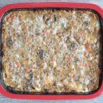 Creamy Lentil Lasagna on 100 Days of Real Food