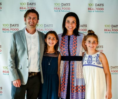 100 Days of Real Food: Fast & Fabulous New Cookbook Launch Party