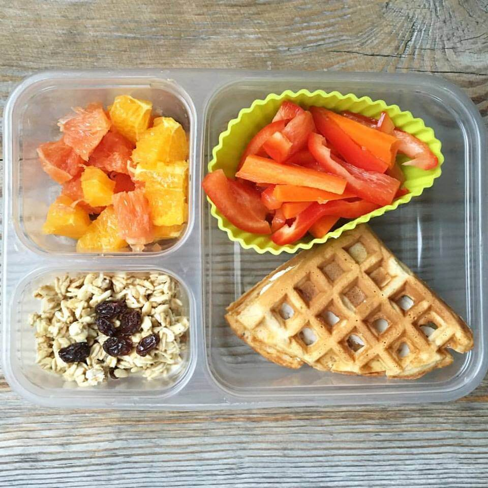 Nut-Free School Lunch Roundup on 100 Days of Real Food