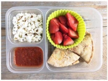 Nut-Free School Lunch Roundup 2 4