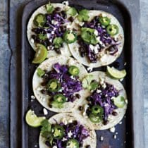 Slow Cooker Black Bean Tacos 1
