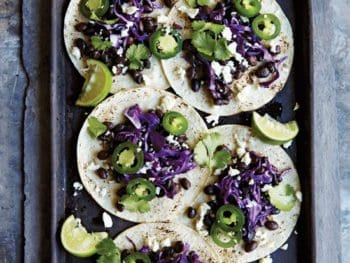 Slow Cooker Black Bean Tacos 1