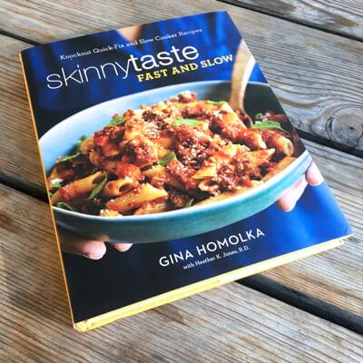 Skinnytaste Fast and Slow Cookbook on 100 Days of Real Food