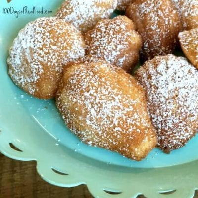 Holiday Pot Luck Ideas on 100 Days of Real Food - Madeleins