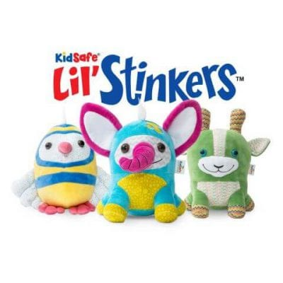 Gift Ideas for Real Foodies - KidSafe Lil' Stinkers