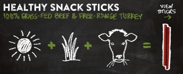 Gift Ideas for Real Foodies - Nick's Sticks Healthy Snack Sticks
