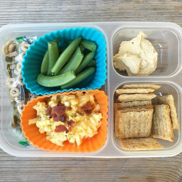 nut free school lunches