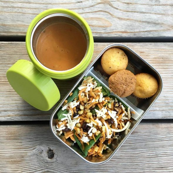 warm school lunch ideas