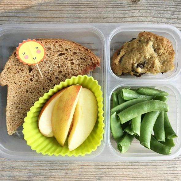 vegetarian school lunch ideas