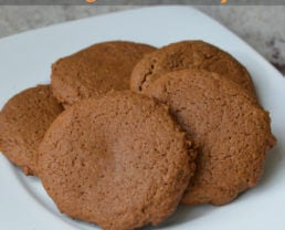 Whole-Wheat Ginger Snaps (+ Annual Cookie Exchange Party!)