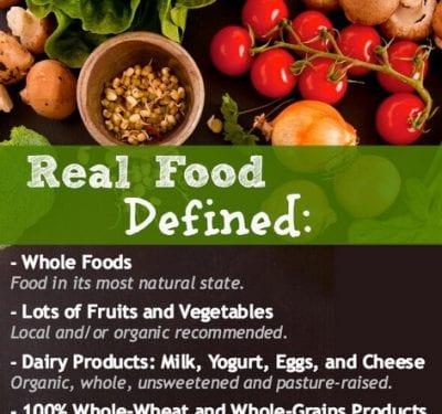 Top Posts of 2016 - Real Food Defined on 100 Days of Real Food