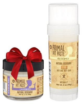 Gift Ideas for Real Foodies - Primal Pit Paste