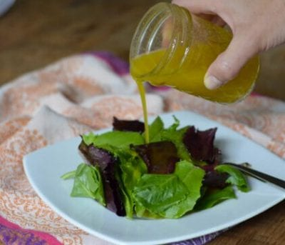 10 Real Food Recipes Every Cook Should Know on 100 Days of Real Food - Mustard Vinaigrette
