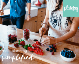 Giveaway: Personalized Meal Plans from PlateJoy