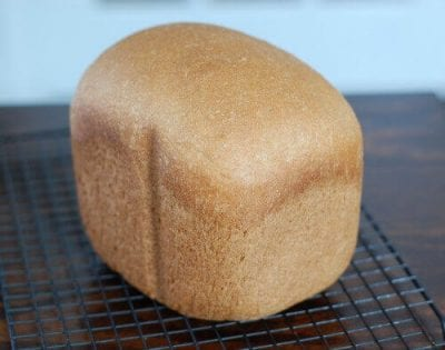 10 Real Food Recipes Every Cook Should Know on 100 Days of Real Food - Whole Wheat Bread