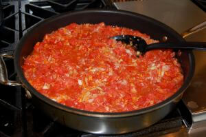 10 Real Food Recipes Every Cook Should Know on 100 Days of Real Food - Spaghetti Sauce