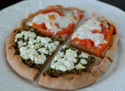 10 Real Food Recipes Every Cook Should Know on 100 Days of Real Food - Whole Wheat Pizza